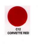 Verity Nail Polish Corvette Red C12