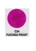 Verity Nail Polish Fuchsia Frost C34