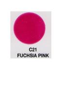 Verity Nail Polish Fuchsia Pink C21