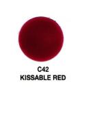 Verity Nail Polish Kissable Red C42