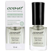 Cosmay Water-based Nail Polish CF01 Crystal Clear/base