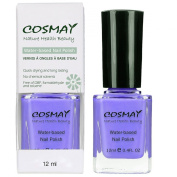 Cosmay Water-based Nail Polish CP12 Lavender
