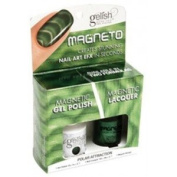 Harmony Gelish Magneto - Polar Attraction w/ Matching Magnet Lacquer