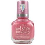 Maybelline Wet Shine Diamonds Nail Colour 480 Luminous Lilac