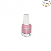 Suncoat Girl, Water-based Nail Polish, Ballerina Beauty - 8 Ml, 2 Pack
