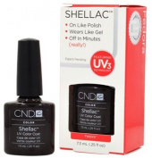 CND Shellac FEDORA Gel UV Nail Polish 5ml Manicure Soak Off Pedicure 1/4
