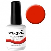 NSI Polish Pro Orange Red - 15ml