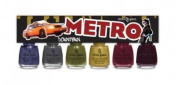 China Glaze Polish 2011 Metro/Downtown Collection - 6 Colours