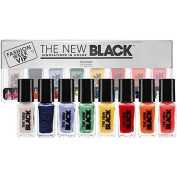 The New Black Runway - 8-Piece Nail Lacquer Set