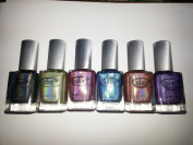 Colour Club Halo Hues Collection 6 New Colours.