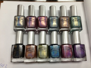 Colour Club Halo Hues 12 Pieces Collection New.