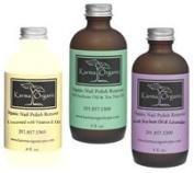 Organic Soy Nail Polish Remover By Karma Organics - Unscented