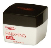 Supernail Finishing Nail Gel, 15ml