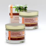 Alaffia - Antioxidant Shea Butter - Vanilla / Ylang Ylang, 60ml body butter