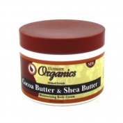 Ultimate Organics Cocoa Butter & Shea Butter Body Cream 240ml