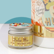 Dolce Mia Hula Girl Pikake Shea Butter Travel Size Natural Lotion With Organic Botanicals 5ml Jar