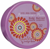 Love & Toast Persimmon Plum Purse Size Body Butter 56g