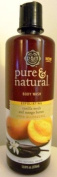 Pure and Natural Vanilla Seeds and Mango Butter Body Wash