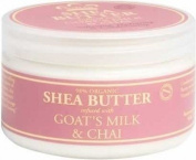 Nubian Heritage 0566968 Shea Butter Infused with Goats Milk & Chai 4 oz - 114 g - 4 oz