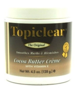 Topiclear Cocoa Butter Creme 130ml Jar