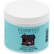 Cocoa Butter Organic - 120ml,