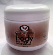 One Minute Body Butter With Natural Shea & Cocoa Butter - Coconut 120ml