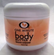One Minute Body Butter With Natural Shea & Cocoa Butter - Ginger 120ml