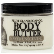 Plum Island Soap Naked Body Butter