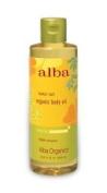 Alba Botanica Hawaiian Body Oil, Kukui Nut, 250ml
