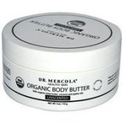Dr. Mercola Organic Body Butter Unscented 120ml
