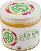 Body Polish Lemon Ginger By Trillium Organics