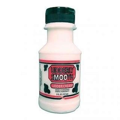 Udderly Smooth Udder Cream - (8 oz)