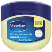 Vaseline 100% Pure Petroleum Jelly, 380ml
