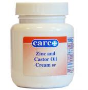 Care zinc & castor oil cream 100g