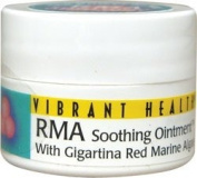 Vibrant Health RMA Soothing Oinment with Gigartina Red Marine Algae -- 0.25 Ointment