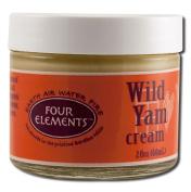 Four Elements Wild Yam Cream 60ml Creams