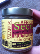Alaffia Africa's Secret Unscented Multipurpose Skin Cream