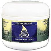 World Emu Oil Arthritis Pain Cream - Odourless Pain Relieving Body Balm