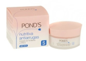 Ponds Nourishing Anti-Wrinkle Dry Skin Cream 50Ml X 2