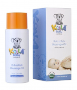 Koala Baby Organics - USDA Certified Organic Rub-A-Bub Massage Oil