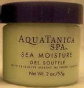 Bath & Body Works Aquatanica Sea Moisture Gel Souffle with Exclusive Marine Nutrient Complex 60ml Travel Size
