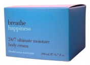 Bath & Body Works Breathe Happiness Deep Nourishment Body Cream - Blissful Citrus Watermint 200ml