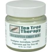 Tea Tree Therapy - Chest Rub, Eucalyptus 60ml