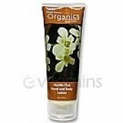 Desert Essence Organics Hand & Body Lotion, Spicy Vanilla Chai, 240ml