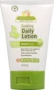 BabyGanics Smooth Moves Lotion, Cucumber Aloe, 90ml (Pack of 1), Packaging May Vary