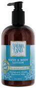AromaLand - Natural Hand & Body Lotion Rosemary & Mint - 350ml