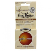 Out Of Africa - Out Of Africa Vanilla Shea Butter Tin - 60ml, 60ml cream