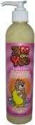 Zoo On Yoo Bashful Bear Kid's Body Shimmer Lotion - Mango 300ml Glitter Sparkle