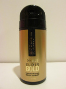 Bath and Body Works C.O. Bigelow Barber No 1626 Elixer Gold Deodorising Body Spray