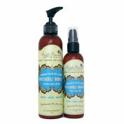 Patchouli Vanilla Organic Olive Oil Lotion 240ml